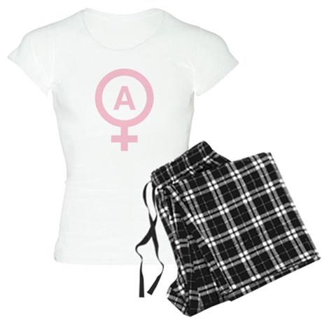 Alpha Female Women's Light Pajamas