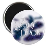 The Scary Door Magnet