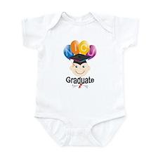 NICU Balloons Infant Bodysuit