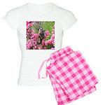 Flowers Women's Light Pajamas