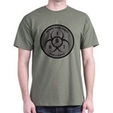 Cute Zombie wars T-Shirt