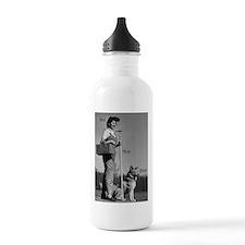 Cute Dirty hoe Water Bottle