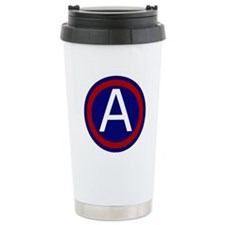 3rd Army Ceramic Travel Mug