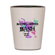 Cocktails Bachelorette 13 Shot Glass