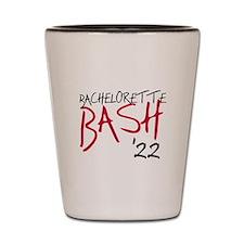 Bachelorette Bash 2013 Shot Glass