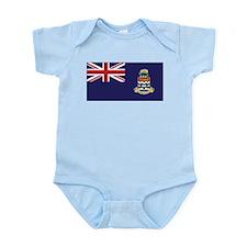 Caymans Flag Infant Bodysuit