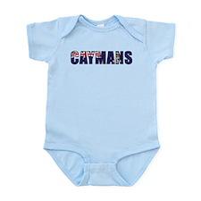Caymans Infant Bodysuit