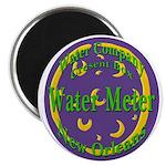 NOLA Water Meter Magnet