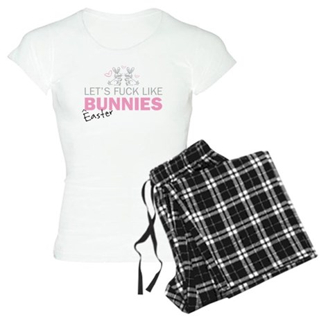 Let's fuck like bunnies (East Women's Light Pajama