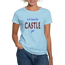 Time For Castle Women's Light T-Shirt