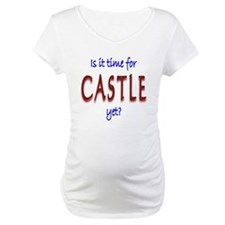 Time For Castle Maternity T-Shirt