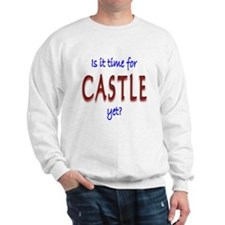 Time For Castle Sweatshirt