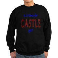 Time For Castle Sweatshirt (dark)
