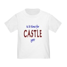Time For Castle Toddler T-Shirt