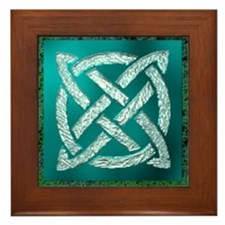 Unique Knotworks Framed Tile