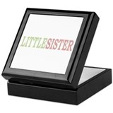 Little Sister Keepsake Box