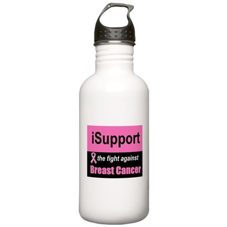 iSupport Stainless Water Bottle 1.0L