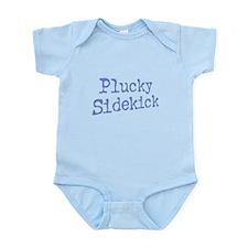 Castle TV Plucky Sidekick Infant Bodysuit