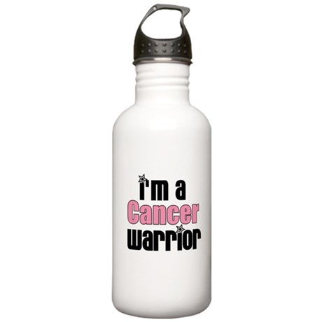 I'm a Cancer Warrior Stainless Water Bottle 1.0L