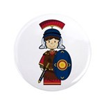 "Cute Little Roman Soldier 3.5"" Button (100 Pk"