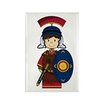 Cute Little Roman Soldier Magnet (100 Pk)