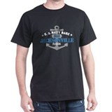 US Navy Jacksonville Base T-Shirt
