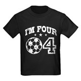Four Year Old Soccer T