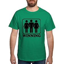 Winning Threesome T-Shirt