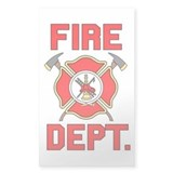 Fire Department - Decal