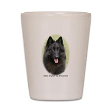 Belgian Shepherd (Groenendael Shot Glass