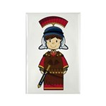 Cute Little Roman Soldier Magnet (10 Pk)