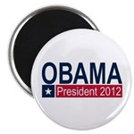 Obama President 2012 Magnet