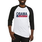 Obama President 2012 Baseball Jersey