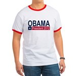 Obama President 2012 Ringer T