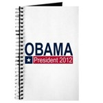 Obama President 2012 Journal