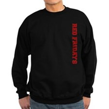 Red Fridays Side Jumper Sweater