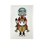 Roman Gladiator Riding Horse Magnet (10 Pk)