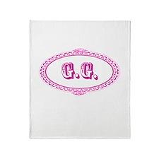 G.G. Throw Blanket