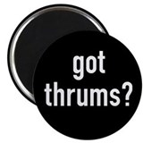 got thrums? Magnet