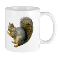 Peace Squirrel Mug