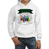 Lab Techs can test your patients Hoodie