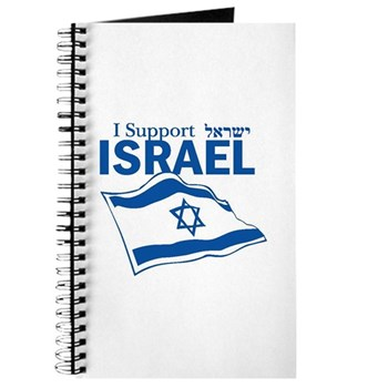 I support Israel Journal