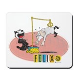 Felix Magic Claw Mousepad