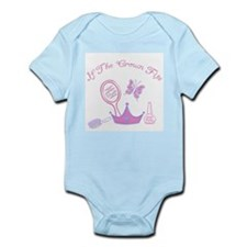 If the crown fits Infant Bodysuit