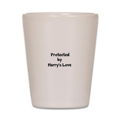 Protected by Harry's Love Shot Glass