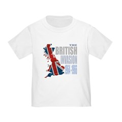 British Invasion Toddler T-Shirt