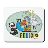 Felix Boxing Glove Mousepad