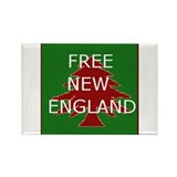 Cute Rhode island state Rectangle Magnet (10 pack)