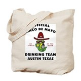 Austin Texas Cinco de Mayo Tote Bag