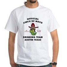 Austin Texas Cinco de Mayo T-Shirt